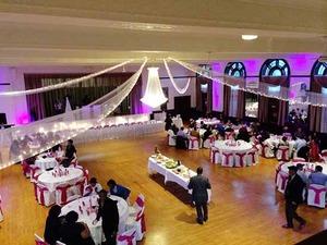 Thumb wawel banquet hall up lighting