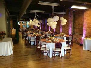 Thumb wedding reception