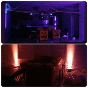 Thumb halloween house party