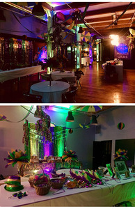 Thumb mardi gras party lighting