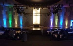 Thumb stage lighting southfield mi