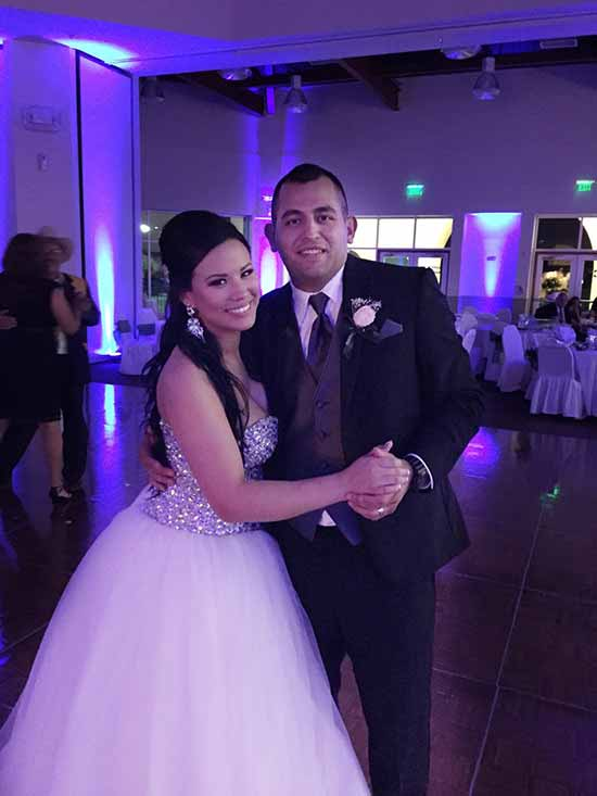 Wedding lighting brownsville tx