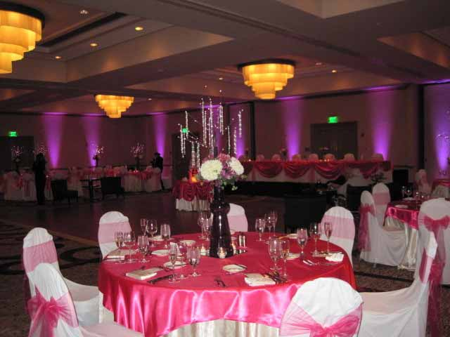 illinois up lighting rental