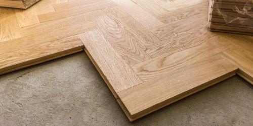 DIY Wood and Laminate Flooring Workshop
