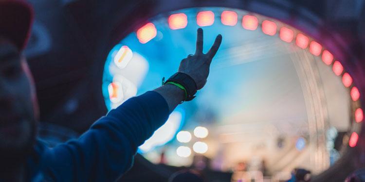 LCD Soundsystem vs. Daft Punk Dance NYE