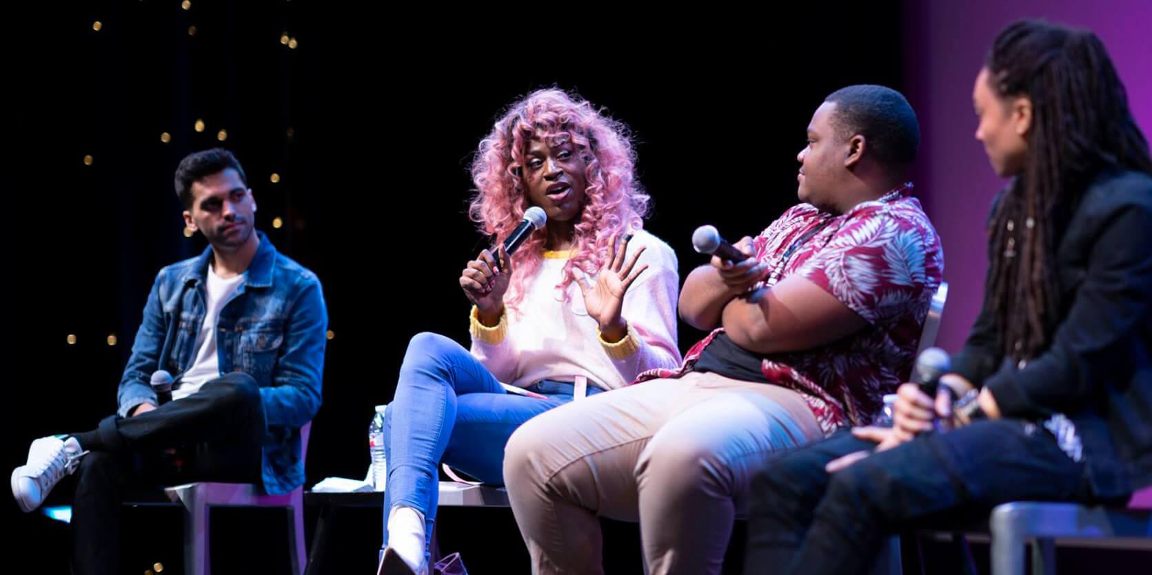 LGBT Center Volunteer Information Session