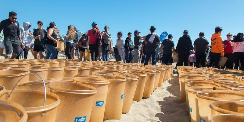 Nothin' But Sand Beach Cleanup