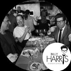 Billy Harris Dinner Series