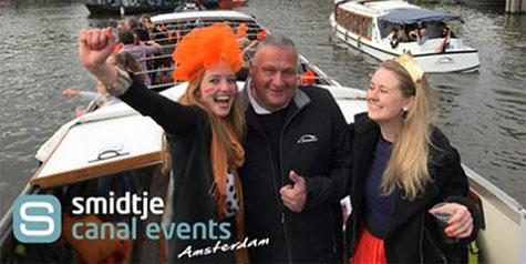 Koningsdag Cruise 2019 (entree + onbeperkt drank)