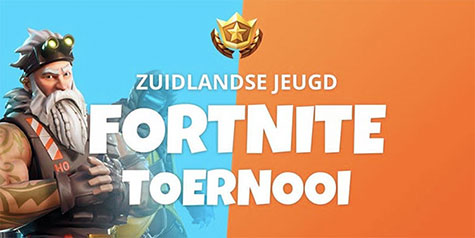Fortnite event Oranjevereniging Zuidland