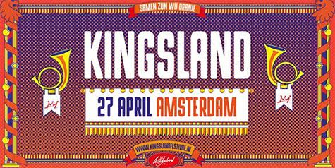 Kingsland Festival  2019 | Amsterdam<