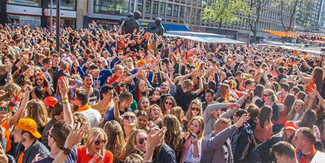 Code Oranje Festival 2019