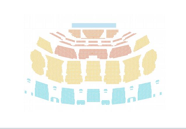 Bestuhlungspläne für Konzerte erstellen