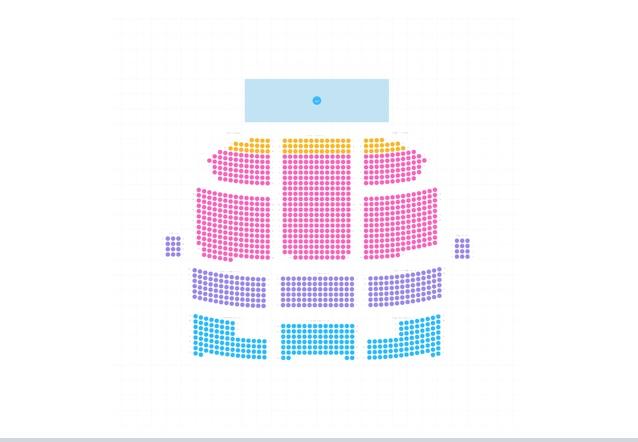 Bestuhlungsplan für ein Theater online erstellen