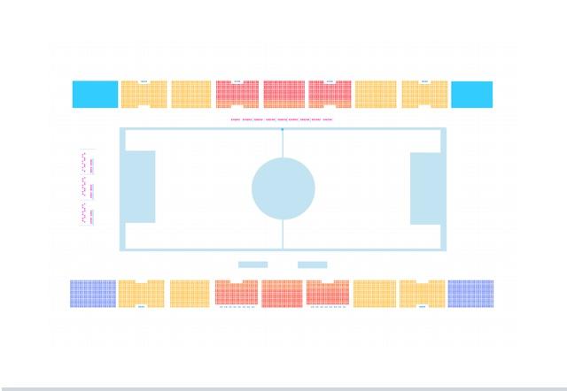 Sitzpläne für Sportveranstaltungen online erstellen