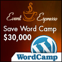 Save Cash for WordCamp
