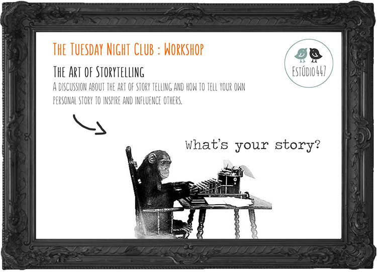 Art of storytelling workshop poster 750px.jpg