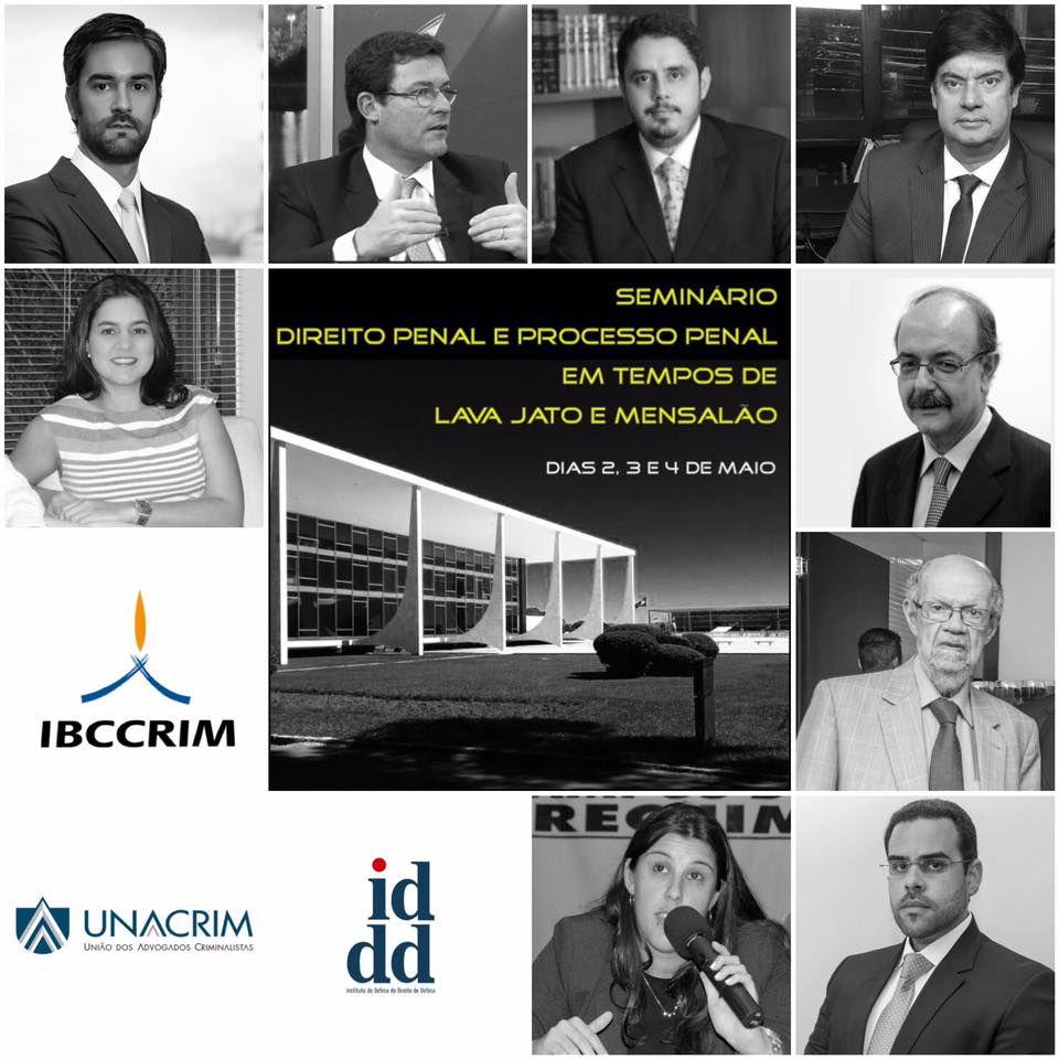 Banner virtual - Seminário Direito Penal e Processo Penal em tempos de Lava Jato e Mensalão - UNACRIM.jpg