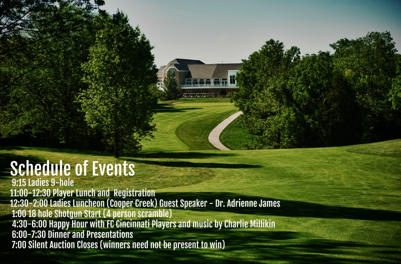 Operation Give Back – Annual Golf Outing – Blue Ash