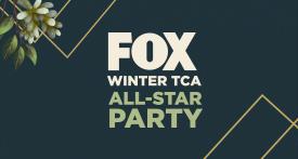 FOX WINTER TCA </br> ALL-STAR PARTY