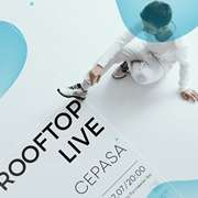 Rooftop live - Cepasa