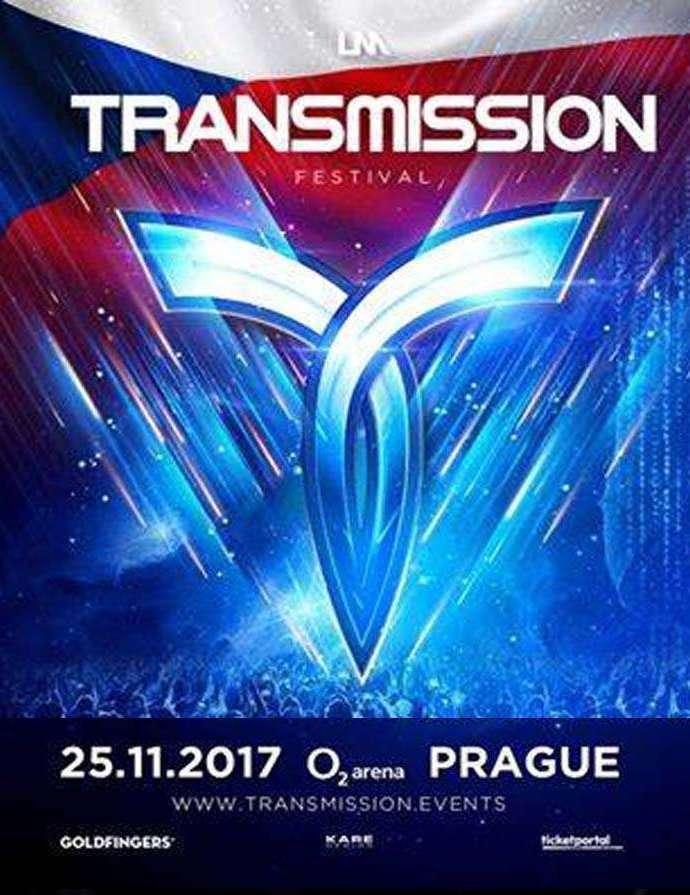 Тур на Transmission в Прагу со Львова