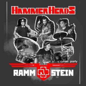 Rammstein cover-show від Hammerheads