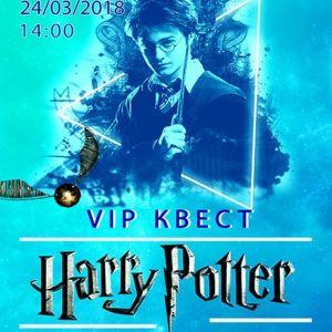 VIP квест «Гарри Поттер и тайна Хогвартса»