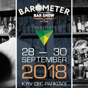 BAROMETER International Bar Show 2018