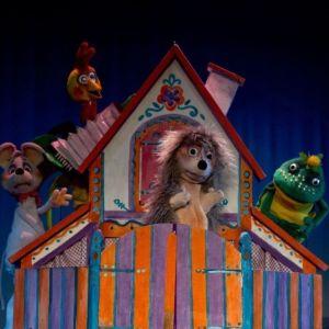 Терем-теремок (Театр кукол)