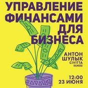 Управление финансами для бизнеса / Антон Шулык в Edison Space