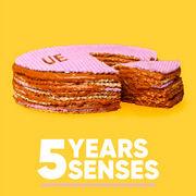 Ulichnaya Eda 5 years 5 senses