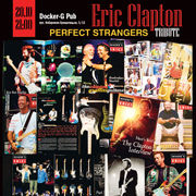 Tribute Eric Clapton - band Perfect Strangers