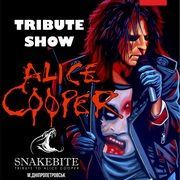 Alice Cooper Tribute by Snakebite