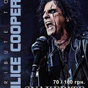 Alice Cooper Tribute by Snakebite
