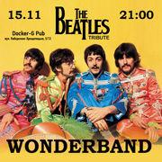 Tribute The Beatles - band Wonderband