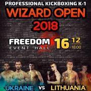 Wizard open 2018
