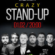 Crazy Stand-up