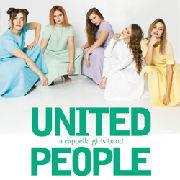 Acappela girls band. United people