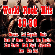 World Rock Hits 80-90