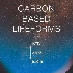 Carbon Based Lifeforms!