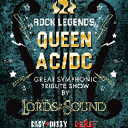 Symphonic Tribute show: Queen | AC/DC