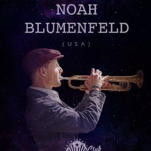 Джазовий понеділок: Noah Blumenfeld (USA)