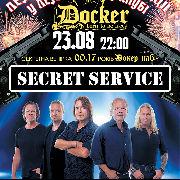 Концерт світової легенди зі Швеції Secret Service - до 17-ти річчя легендарного Докер пабу!