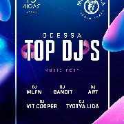 Вечірка TOP DJ's Odesa