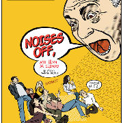 ПРЕМ'ЄРА!!! «Noises Off, або Шум  за сценою»