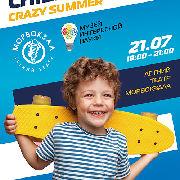 Children Chill. Crazy Summer