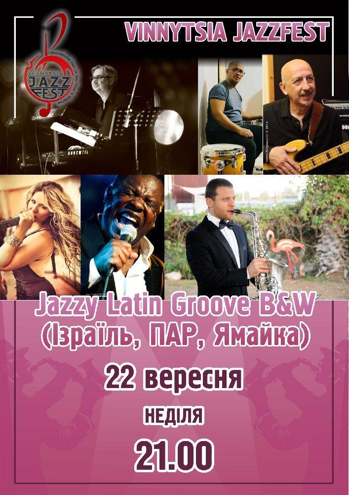 Vinnytsia Jazzfest-2019