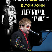 Tribute «Elton John» Alex Kozar and «Family» Band
