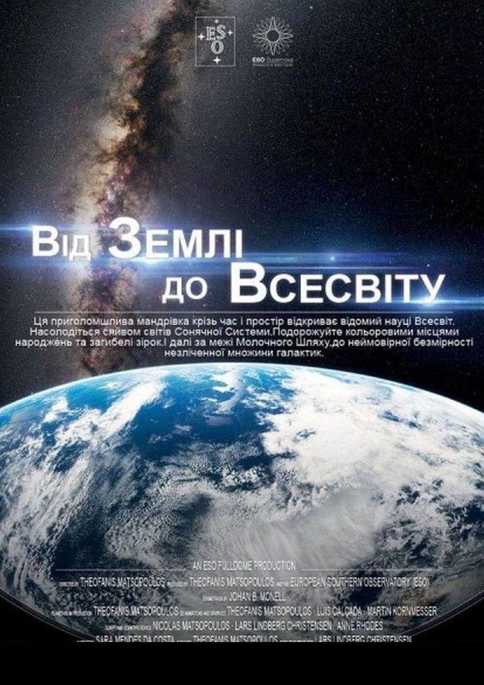 От Земли к Вселенной. Телепорт 360